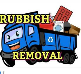 Waste removal / rubbish / house and garden waste / house clearances