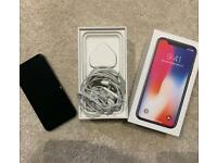 QUICK SALE - Apple iPhone X - 256gb SPACE GREY
