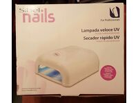 BNIB Sibel Nails UV lamp