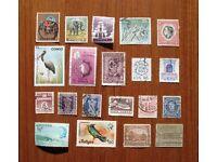 100 World Stamps Set 3