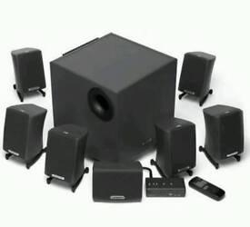 Creative Gigaworks S750 THX speakers