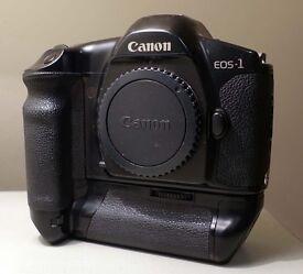 Canon EOS 1 Film Camera