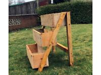 Three Tier Garden Planter