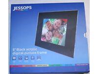 "Jessops 8"" Digital Photo Frame"