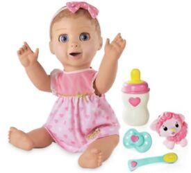 Luvabella Blonde Doll BNIB