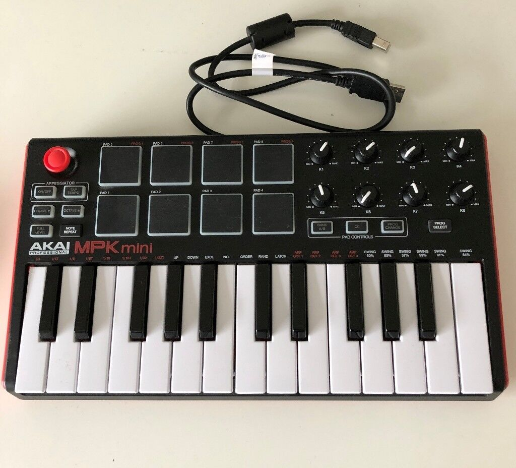 AKAI Professional MPK Mini MKII | in Canterbury, Kent | Gumtree
