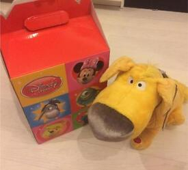 Disney Talking Soft Toy 'Dug from Up'