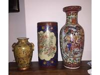 Wanted vases any kind size and shape wanted