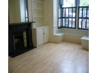 2 double bedroomed garden flat. Set in a quiet road, this ground floor Victorian conversion has a sp