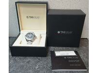 TAG Heuer Men's WAZ1112.BA0875 Formula 1 Stainless Steel Watch - Boxed with Docs