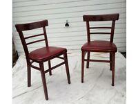 Vintage RETRO Kitchen Dining Chairs