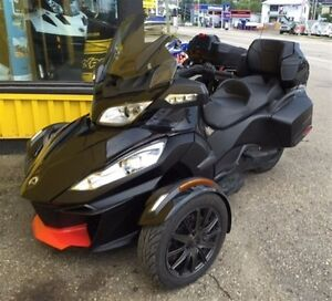 2016 can-am Spyder RS-S Special Series