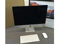 "APPLE IMAC Slim 21.5"" CORE i5. 2.9GHz QUAD CORE 8GB RAM, 1TB. Logic Pro, Final Cut, Office. Computer"