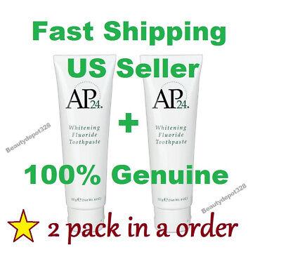 Nu Skin Ap24 X2 Whitening Fluoride Toothpaste  Expire 10/2019 (NEW) 100% Genuine
