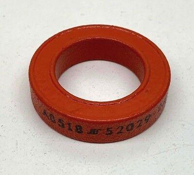 Ab518 52029-2a Orange Toroid Torroidal Inductor Ferrite Core 37mm X 23mm X 9mm