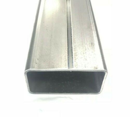 "Steel Rectangular Tube 2"" x 4"" x .125"" x 12"""