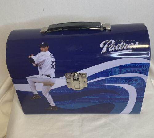 San Diego Padres Metal Tin Lunch Box Collectible Submarina C