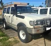 1994 Toyota LandCruiser SUV Perth Perth City Area Preview