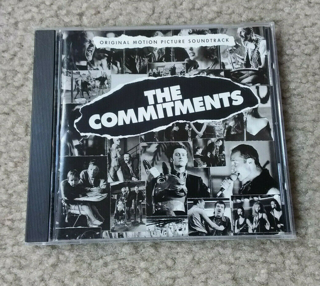 The Commitments Original Motion Picture Soundtrack CD 1991 - $4.87