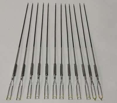 4a Storz Type Cutting Loop Single Stem Pack Of 10 2 Collins Knife.
