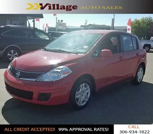 2011 Nissan Versa 1.8S Low Kilometers, Cruise Control, Digita...