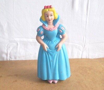 Ancien pouet vintage squeaker pupazzo gomma - WALT DISNEY Cendrillon Cinderella
