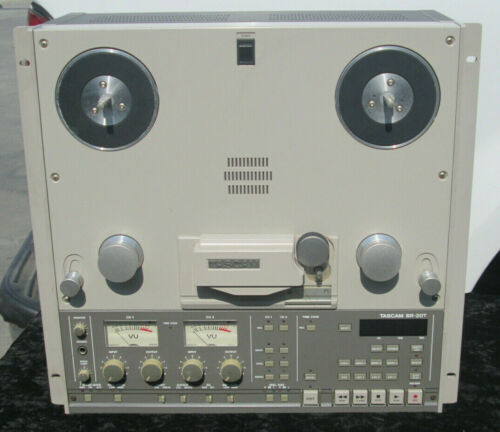 TASCAM BR-20T REEL TO REEL RECORDER PLAYER SERVICED