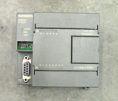 Siemens Plc S7222 8in 6rly Out