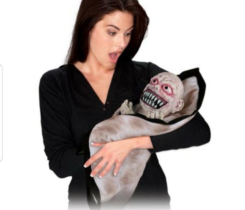 Zippy the Zombie Puppet
