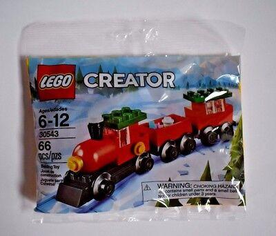 New LEGO Creator 30543 Christmas Holiday Train 2018 Polybag