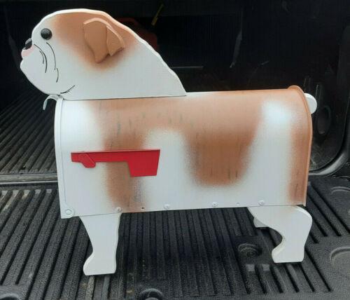 Bulldog Mailbox