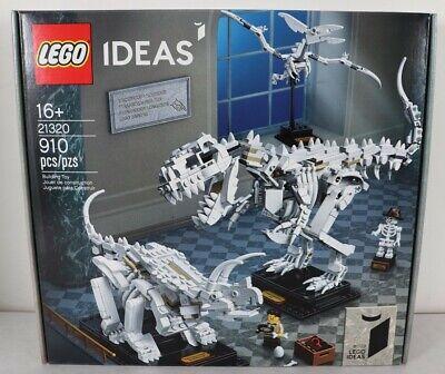 LEGO 21320 Ideas #028 Dinosaur Fossils 910pcs New Free Shipping