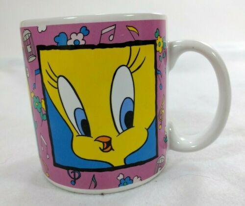 TWEETY BIRD Coffee Mug Looney Tunes Vintage 1994 Warner Brothers SAKURA