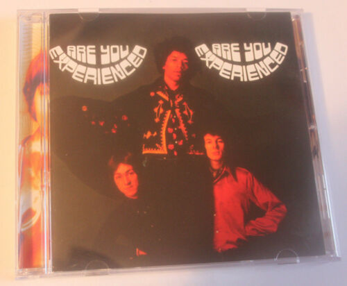 The Jimi Hendrix Experience ‎– Are You Experienced? Cd With Booklet