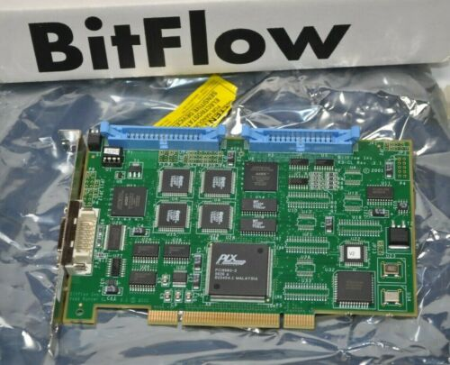 NEW Bitflow R3-PCI-CL23 Frame Grabber Camera Link Card