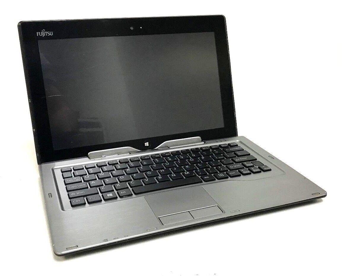 Fujitsu Stylistic Tablet Q702 Intel Core i5-3337U 1.8GHz 128GB SSD 4GB No OS