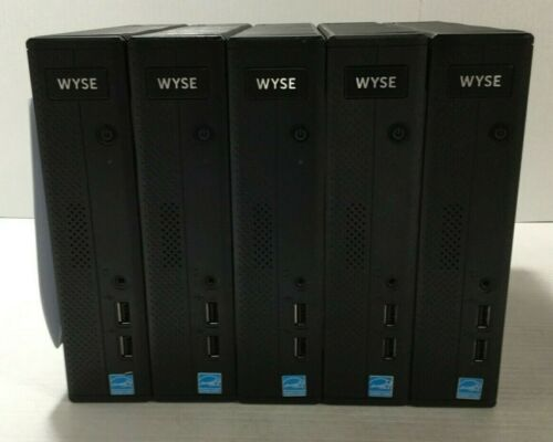 Dell Wyse Thin Client Zx0Q AMD GX-415GA 1.5GHz 4GB Ram 16GB SSD 08WF82 Lot 5