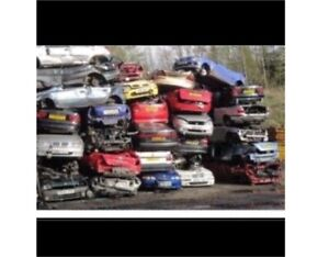 SCRAP CARS REMOVAL!!!  (HIGH PRICES)