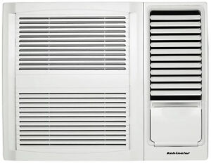 NEW Kelvinator KWH15CME 1.6kW Window Box Air Conditioner