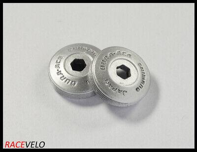 Gipiemme crankset dust caps plastic crank cover Vintage retro