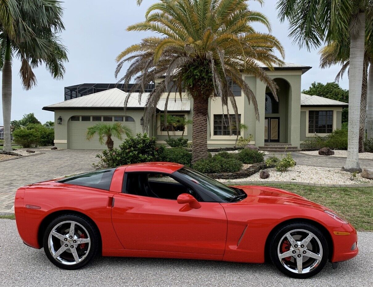 2011 Red Chevrolet Corvette   | C6 Corvette Photo 1