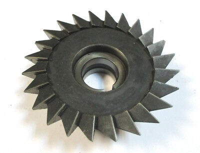 Angle Milling Cutter Hss 110 X34x27 50 Type H Wmw Pws H22566