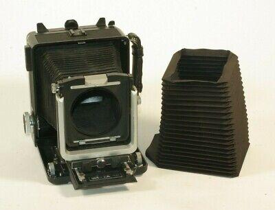 wista vx field 4X5 camera + bellows(bonus)