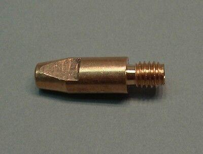 10 Chicago Electric 250 Amp Mig Welder .035 Contact Tips Gun Parts Model 95424