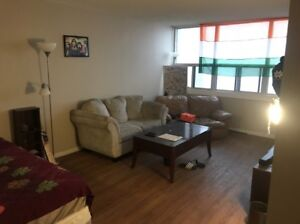 Two bedroom apartment for sublet/lease take over