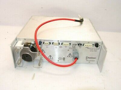 Spellman Dpl72i3024 High Voltage Power Supply