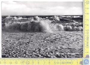 Chiavari-Maregiata-Stormy-sea-1954