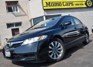2009 Honda Civic EX-L!ONE OWNER!CleanAutochk!Only$151/Bi-weekly!