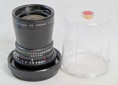 Hasselblad/Zeiss 50mm F/4.0 Distagon T* Lens - NICE & CLEAN! (9915)