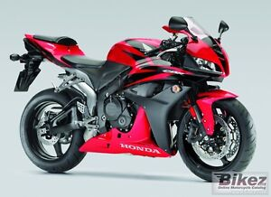 2007/2008 Honda 600RR - Looking For
